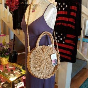 Handbags - Tues sale Ratan crossbody purse